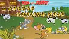 Том и Джерри: Лабиринт