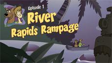 Скуби ду и река ярости