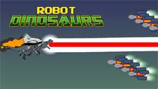 Роботы Динозавры атакуют