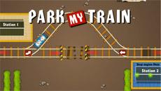 Парк моих поездов
