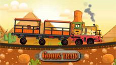 Перевозка грузов на поезде 3