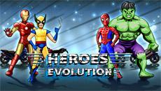 Гонки супер героев