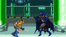 Люди Икс против Лиги справедливости