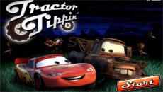 Тачки: Трактор преследователь