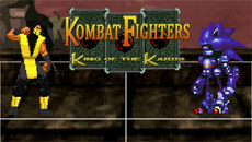 Kombat Fighters