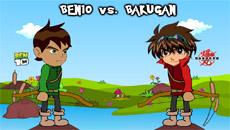 Бэн 10 против Бакуган