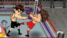 Бокс: Бакуган против Бен 10