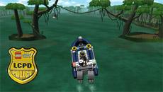 Lego: Полиция на болоте