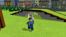 Лего полиция: Налет преступников