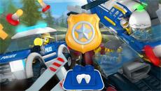 Лего полиция: Погоня