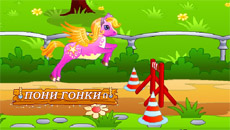Май литл пони: Гонки