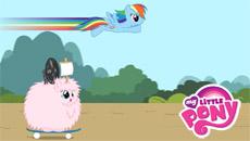 Май литл пони: Быстрее Радуги Дэш