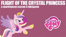 Полет кристальной принцессы