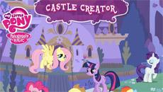 My little pony: Создай замок для пони