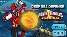 Могучие рейнджеры: Битва в океане