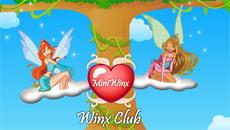 Винкс клуб: Забавная качель