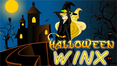 Halloween Winx