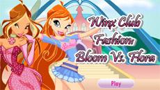 Флора против Блум