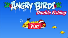 Angry Birds: Рыбалка