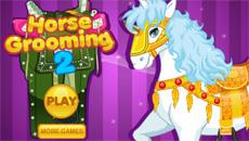 Уход за лошадью 2