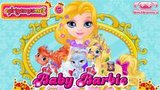 Барби и ее любимые питомцы