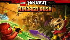 Ниндзяго: Мастера кружитцу атакуют