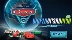 Тачки 2: Мировой турнир