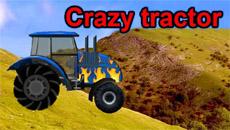 Гоночный трактор