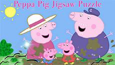 Свинка Пеппа: Онлайн пазлы