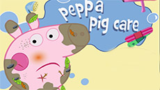 Свинка Пеппа заболела