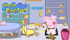 Свинка Пеппа: Уборка дома