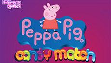 Свинка Пеппа: Три в ряд