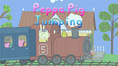 Свинка Пеппа: Прыжки по облакам