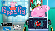 Свинка Пеппа в больнице