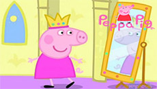 Свинка Пеппа: Найди совпадения