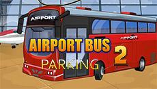 Автобус: Парковка в аэропорту 2