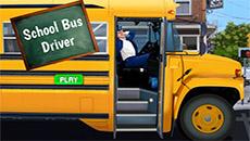 Водитель школьного автобуса