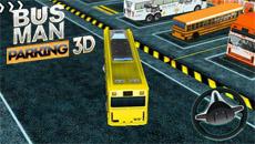 Парковка автобуса 3D