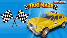 Такси в лабиринте