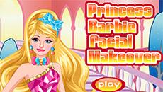 Макияж для принцессы Барби