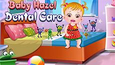 Крошка Хейзел: Уход за зубами
