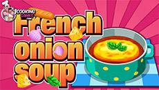 Готовим Французский луковый суп