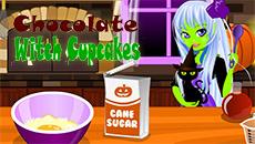 Шоколадные кексы ведьмы