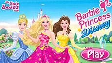 Барби: Принцессы Диснея