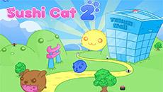 Кот пожиратель суши 2