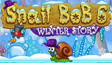 Улитка Боб 6: Новогодняя история