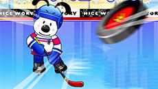 Хоккей: Удары по воротам 2