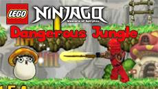 Ниндзя Го: Опасные Джунгли