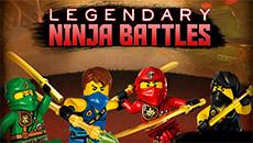 Ниндзя Го: Легендарные битвы