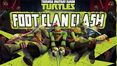 Turtles: Битва с кланом Фут